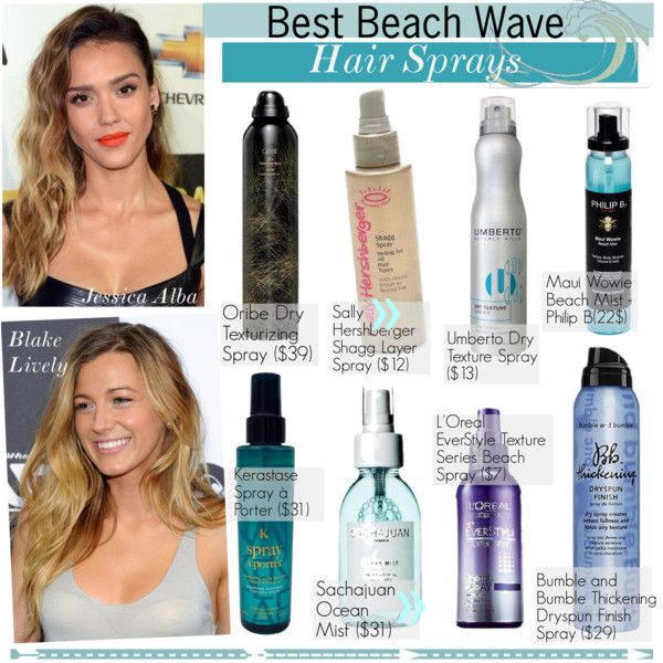 Hairproducts and Beauty for beachy waves