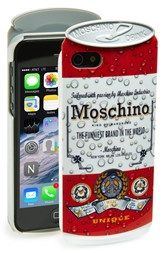 Moschino Beer Can iPhone 5 & 5s Case