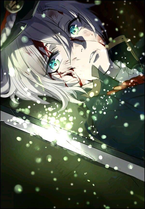 Quem é esse ? *--* e qual o anime/mangá ?                                                                                                                                                                                 Más