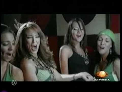 CHIC PACK: CHIQUITIBUM (VIDEO PROMOCIONAL TELEVISA MUNDIAL 2006) - YouTube