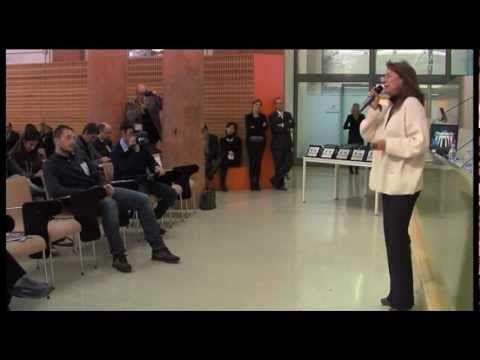 """Dal premio #Teletopi 2012 riviviamo la """"pinterview"""" a Carmen Lasorella. Tra politica, notizie dal mondo e ricordi l'intervista per immagini al presidente di giuria 2012."""