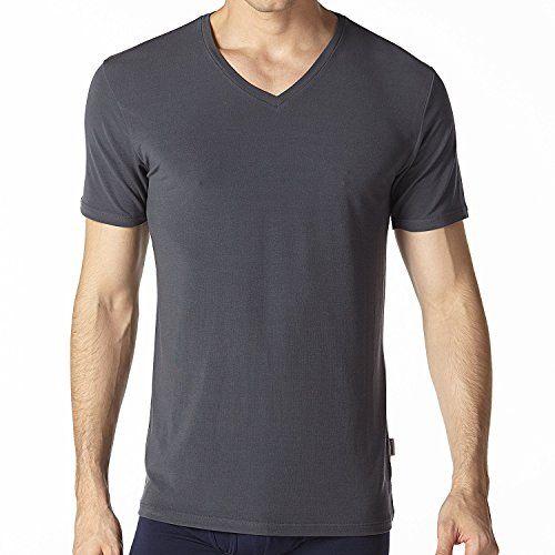 Lapasa Lot de 2 Homme Tee shirt V-Col Manche Courte en Mo... https://www.amazon.fr/dp/B01GHDCNVM/ref=cm_sw_r_pi_dp_x_AAg-xbSZMYNFM