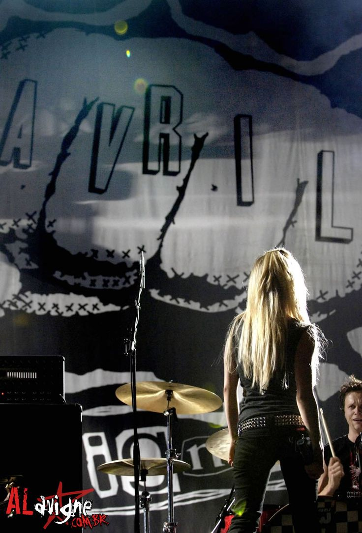 Johannesburgo, Sudáfrica - 08/05/2005 - 03 - AvrilPix Gallery - The best image, picture and photo gallery about Avril Lavigne - AvrilSpain.Com
