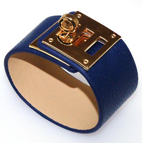 Новый бренд застежка браслеты замок, браслет, регулируемая застежка запястье.