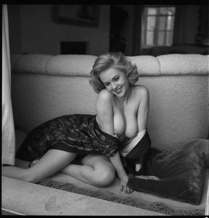 Vintage Erotika Colleen Farrington