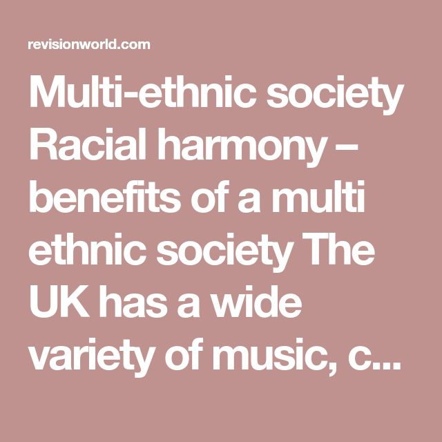 the factors that can help a multi ethnic society live happily together Live paper help top-quality college writing help get better grades info academic level our writing samples how would the development of society look like in the absence of religion and faith.