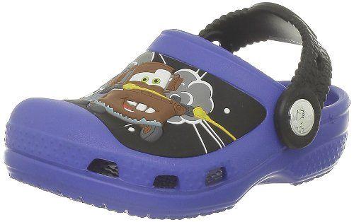 Classic Clogs Kids Cars 2 Finn & McMissle Kinderschuhe, größe:C6/7 - http://on-line-kaufen.de/crocs/c6-7-crocs-cc-mater-finn-mcmissile-race-into-action