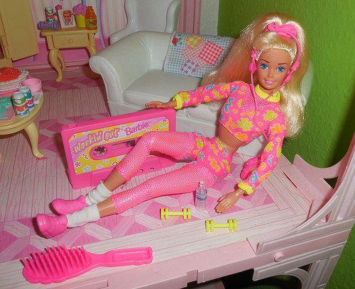 Space Barbie