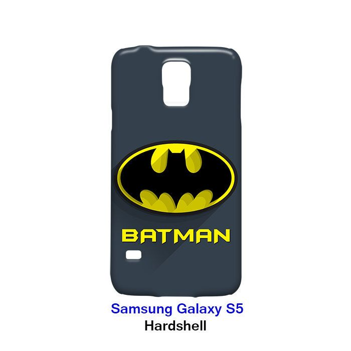 Batman Superhero Samsung Galaxy S5 Hardshell Case
