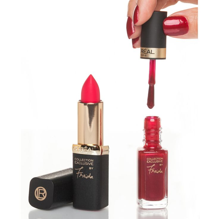L'Oreal Collection Exclusive Pure Reds - Freida Pinto