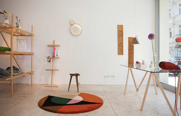 KOLO Sand in Baerck concept store summer exhibition