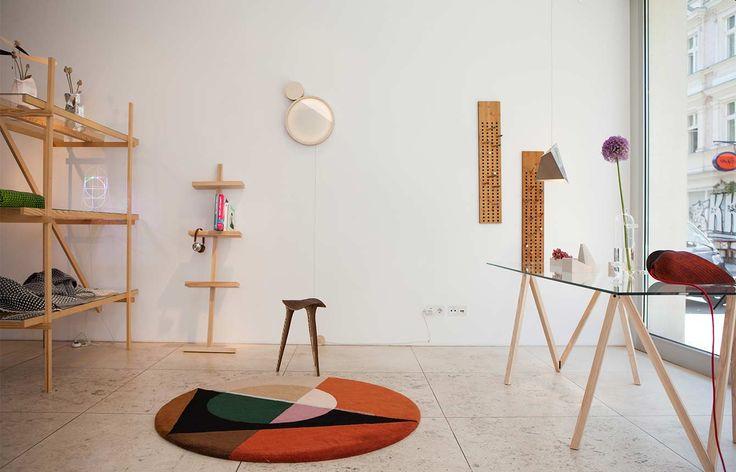 KOLO Sand in Baerck concept store summer exhibition