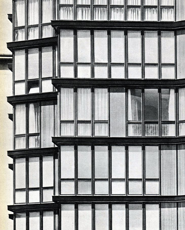 EUD | Angelo Mangiarotti, Bruno Morassutti: Via Quadronno, Mailand | 1960-1962