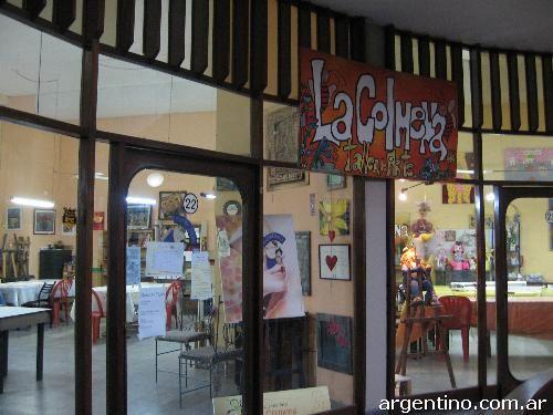 Taller de Arte y artesanías en Rosario 1