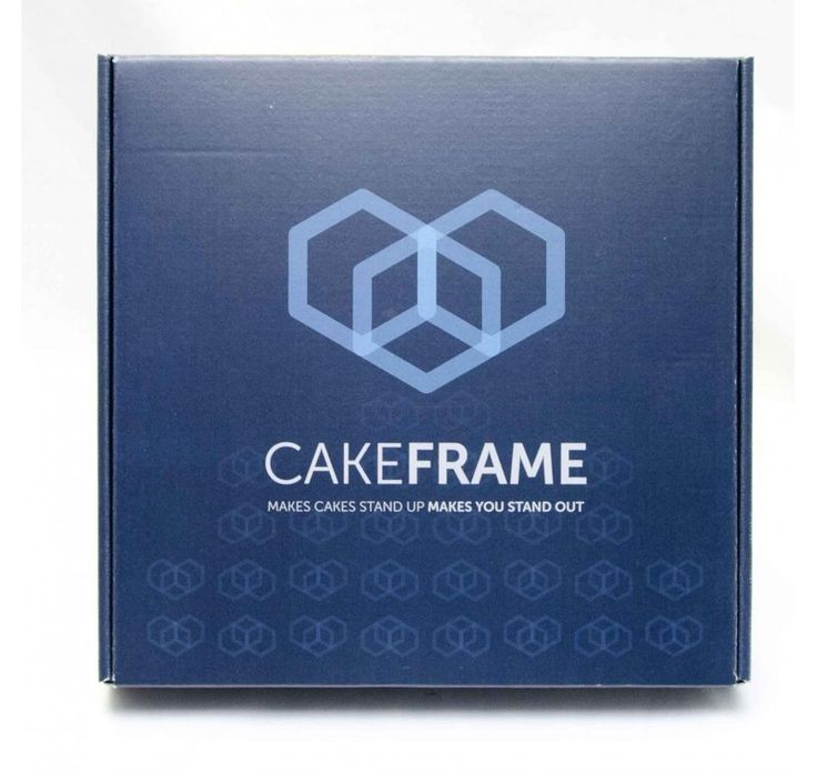 Cake Frame by Dawn Butler - Starter Kit | Lollipop Cake Supplies