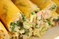 ψάρι, ιταλική πάστα, εύκολες συνταγές