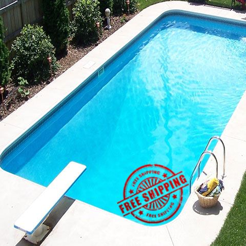 Pool Warehouse Is A+ Rated With The Better Business Bureau!  We Offer Free Shipping & Lay Away Options On All DIY Pool Kits.  Want More Rectangle Pool Sizes, Click Here!
