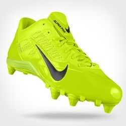 Nike Store. Nike Alpha Pro Low iD Men's Football Cleat