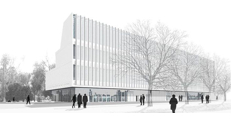 Paredes Pedrosa Arquitectos · Public Library
