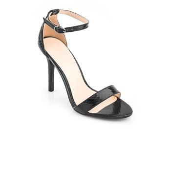 Ψηλό Πέδιλο K558 Μαύρο #ψηλοτακουνο #πέδιλο #μαυρο #summer #fashion #for #women #olympic_stores