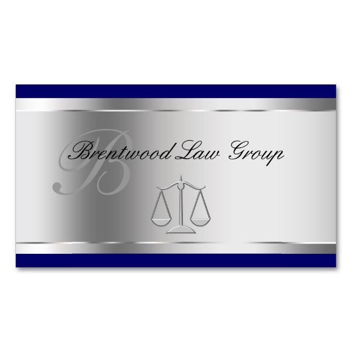 2291 best monogram business card templates images on pinterest elegant attorney business cards reheart