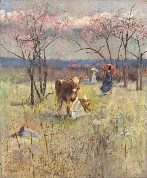 National Gallery of Victoria: Australian Impressionism Education ...
