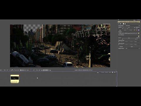 CGI Tutorial HD: FUSION 101 Basics Tutorial by Alf Lovvold - YouTube