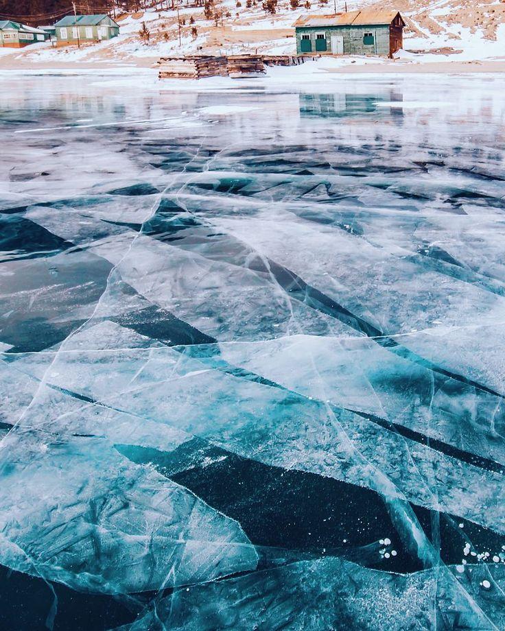Lago Baikal congelado 10