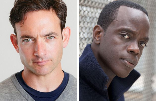 Altered Carbon - Chris Conner & Ato Essandoh Join Netflix Series