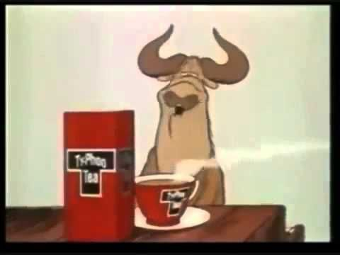 Typhoo - I'm A Gnu - Classic UK TV Advert