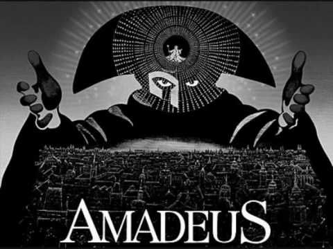 Wolfgang Amadeus Mozart - Symphony No. 25 in G minor  (Could seriously watch Amadeus about 5x a day.)