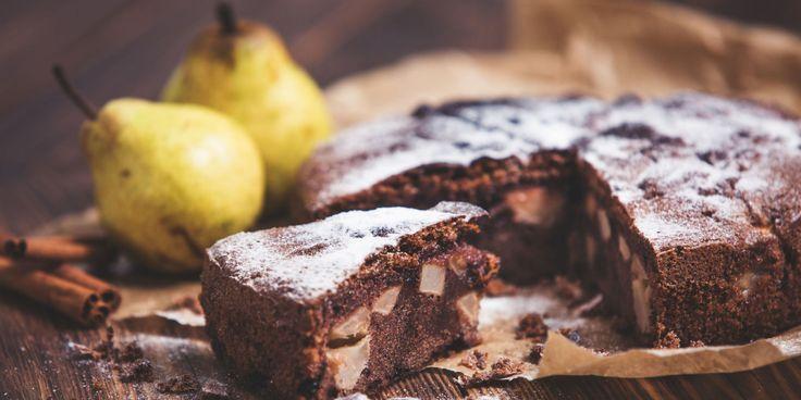 La dolcezza delle pere si sposa con il gusto travolgente del cioccolato fondente ed è subito AMORE