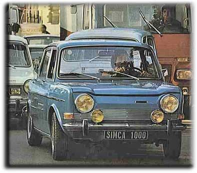 70 best images about simca on pinterest cars coupe and marca. Black Bedroom Furniture Sets. Home Design Ideas