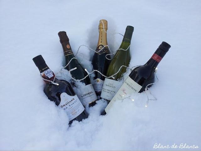 Christmas Wines.