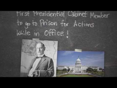 History 101 - Teapot Dome Scandal - YouTube