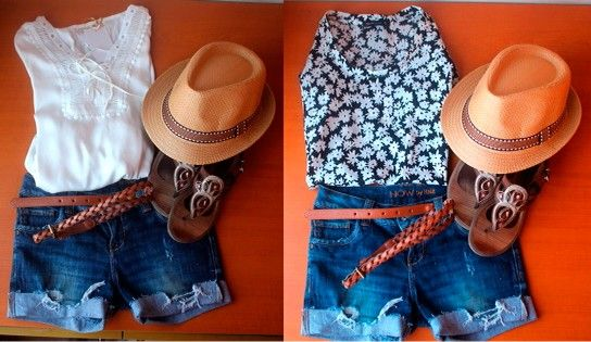 Ideas de look de verano