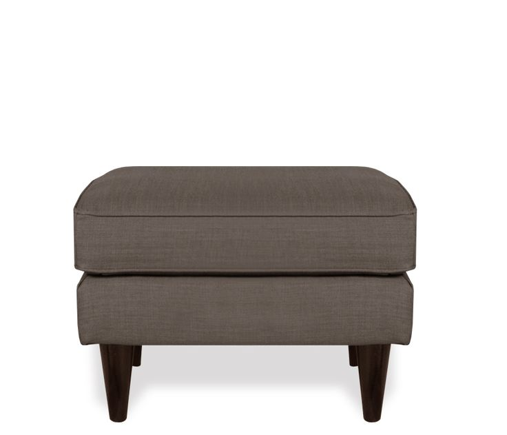 Giselle Ottoman - This item may be custom ordered in over 75 fabrics!Exclusive to Boston Interiors, this tufted, tight