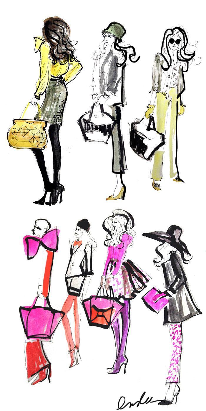 Wallpaper iphone kate spade - Ksny Fall 2013 Collection As Seen Through The Eyes Of Inslee Haynes Via Kate Spade