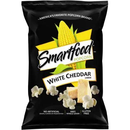 Smartfood White Cheddar Cheese Flavored Popcorn, 9 oz.