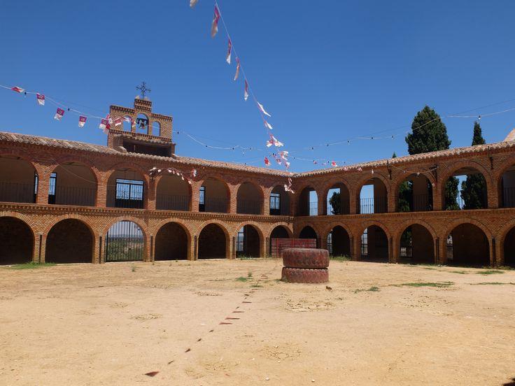 El Viso del Marqués- plaza de toros.