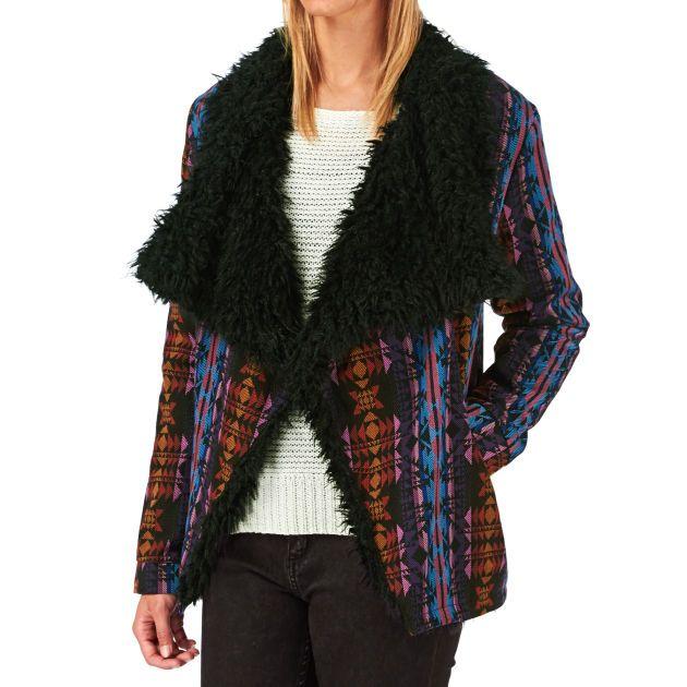 Women's Minkpink Mystic Incense Jacket - Multi