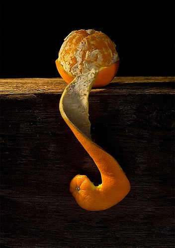 Still Life with Clementine No. 1 by Matthew Lowery