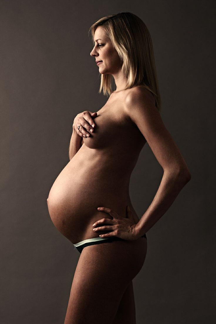 Gravid, graviditet, graviditetsbillede