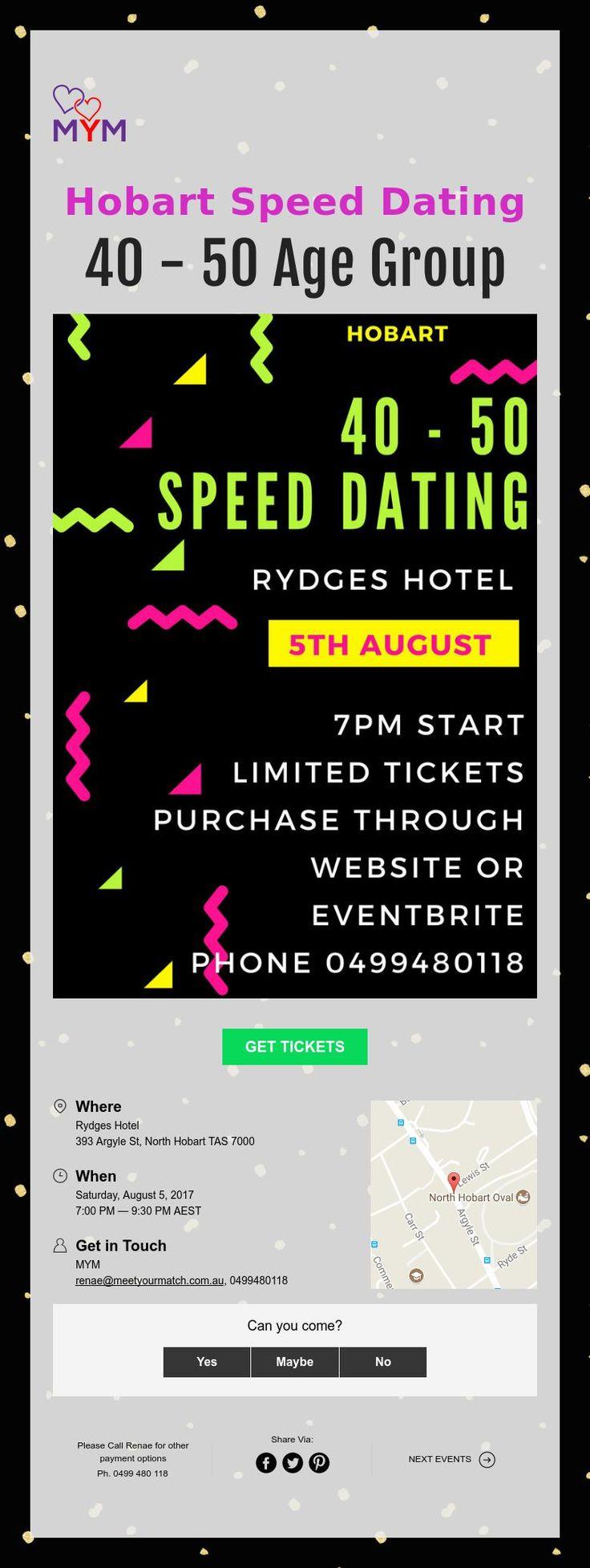 Speed dating in dayton ohio