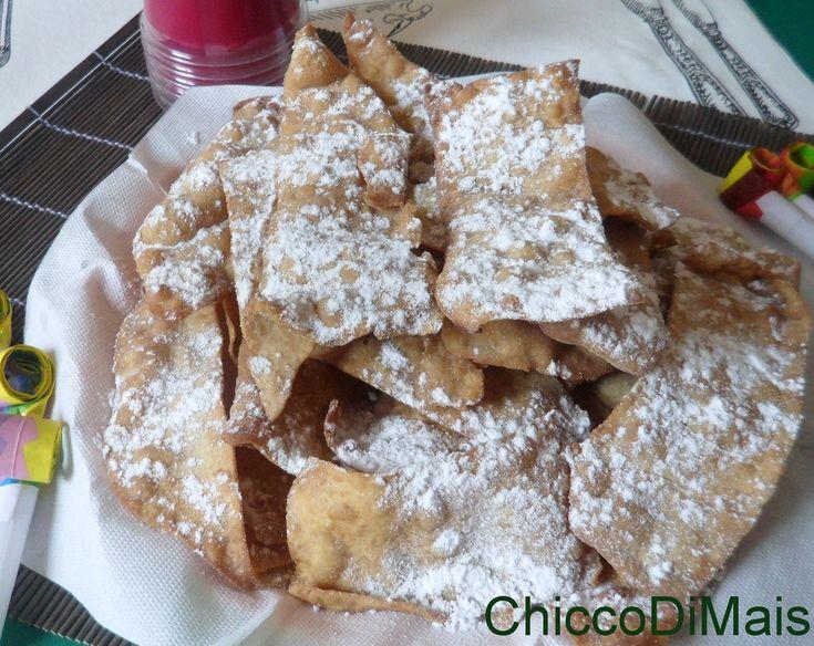 Frappe o chiacchiere senza glutine ricetta di Carnevale il chicco di mais
