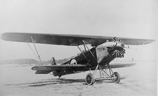 Swedish Air Force S 6 – Fokker C.VE