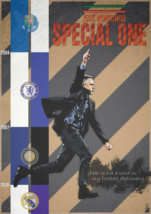 Porto, Chelsea, Inter, REAL MADRID!!! Mourinho, The Special Four...