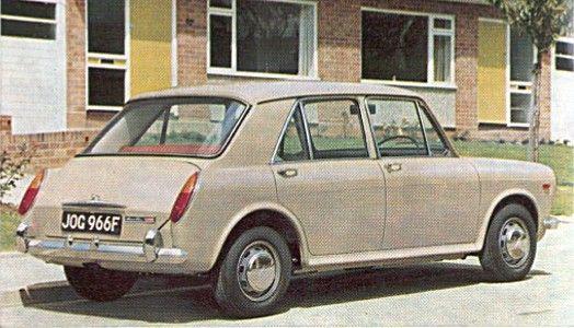 Austin 1100 Mk2, 1967