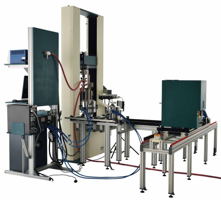 tinius test machine