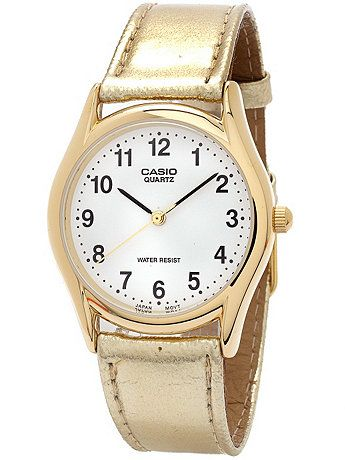 MTP1094Q7B1 - Casio Gold Watch